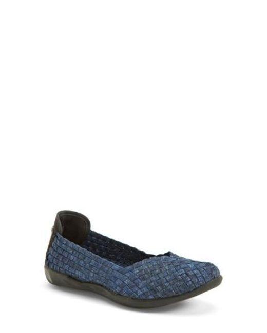 Bernie Mev | Blue 'catwalk' Sneaker | Lyst