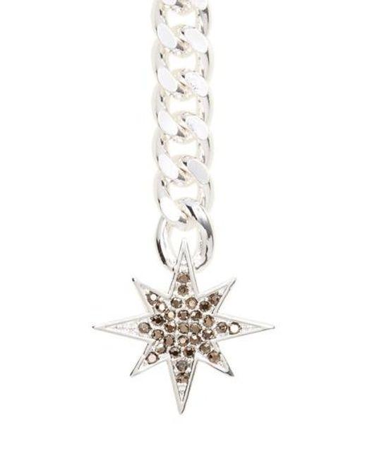 Rebecca Minkoff   Metallic Stargazing Y-necklace   Lyst