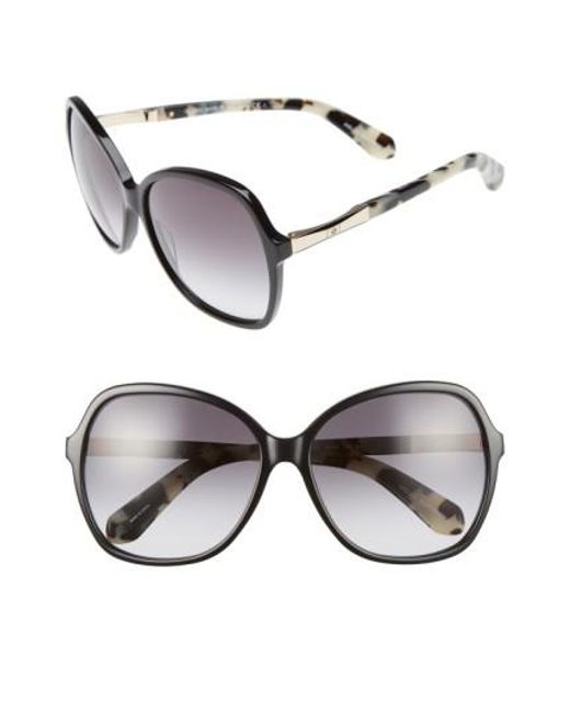 Kate Spade - Multicolor Jolyn 58mm Sunglasses - Lyst