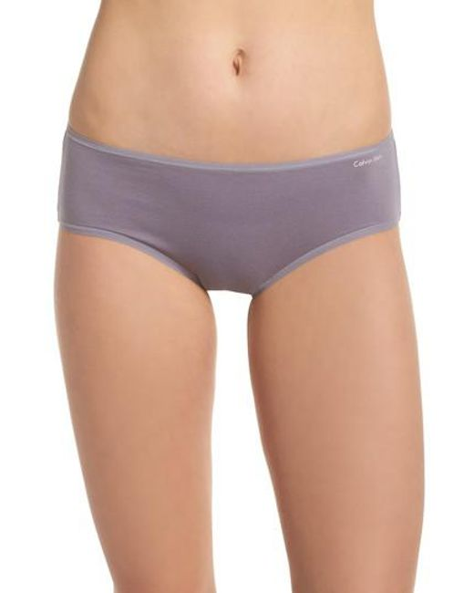 Calvin Klein | Multicolor 'invisibles' Hipster Briefs | Lyst