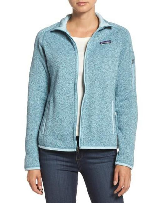Patagonia   Blue 'better Sweater' Jacket for Men   Lyst