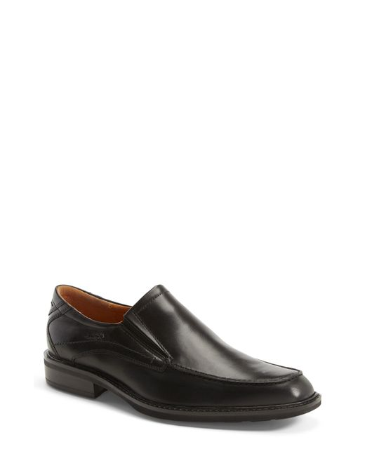 Ecco - Brown 'windsor' Slip-on for Men - Lyst