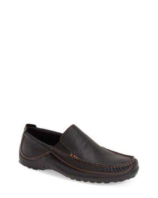 Cole Haan - Black 'tucker Venetian' Loafer for Men - Lyst