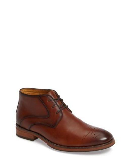 Florsheim - Brown Blaze Chukka Boot for Men - Lyst