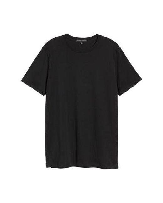 Robert Barakett | Black 'georgia' Crewneck T-shirt for Men | Lyst
