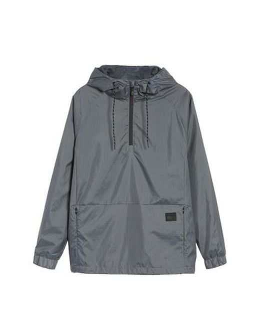 Imperial Motion - Gray Nct Bezel Packable Anorak, Grey for Men - Lyst