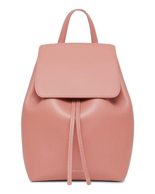 Mansur Gavriel - Multicolor Mini Leather Backpack - - Lyst