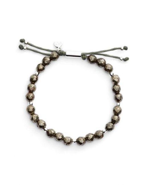 Gorjana - Metallic Power Semiprecious Stone Beaded Bracelet - Lyst