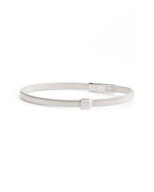 Marco Bicego | Metallic Masai Single Station Diamond Bracelet | Lyst
