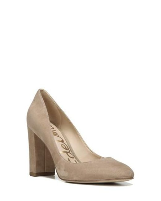 Sam Edelman | Natural Stillson Pump | Lyst