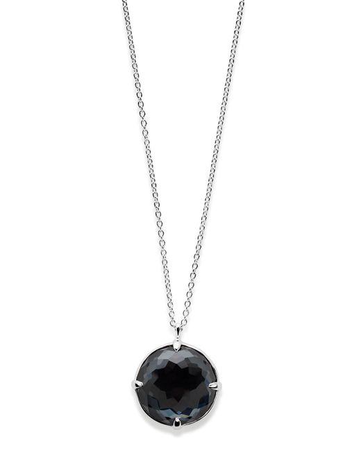 Ippolita Metallic Rock Candy Pendant Necklace