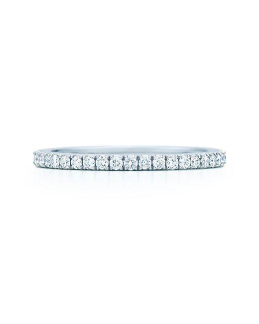 Kwiat - Metallic Diamond Stackable Ring - Lyst