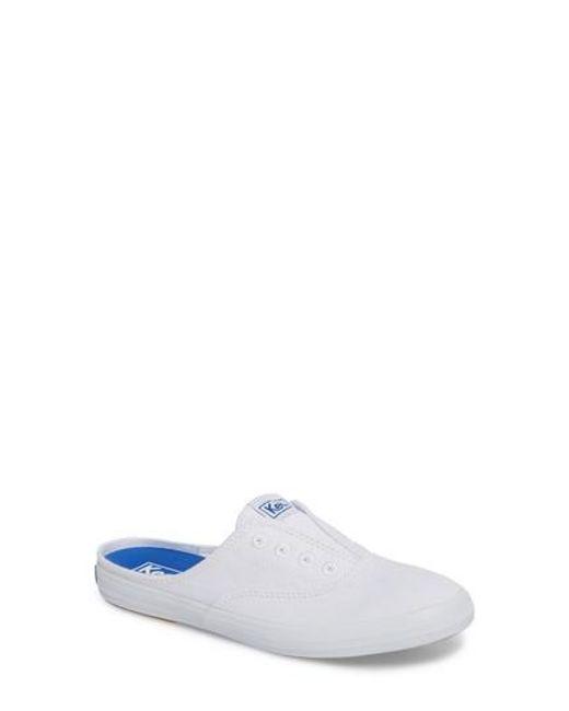 Keds - White Keds Moxie Sneaker Mule - Lyst