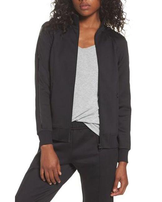 Zella | Black Street Chic Jacket | Lyst