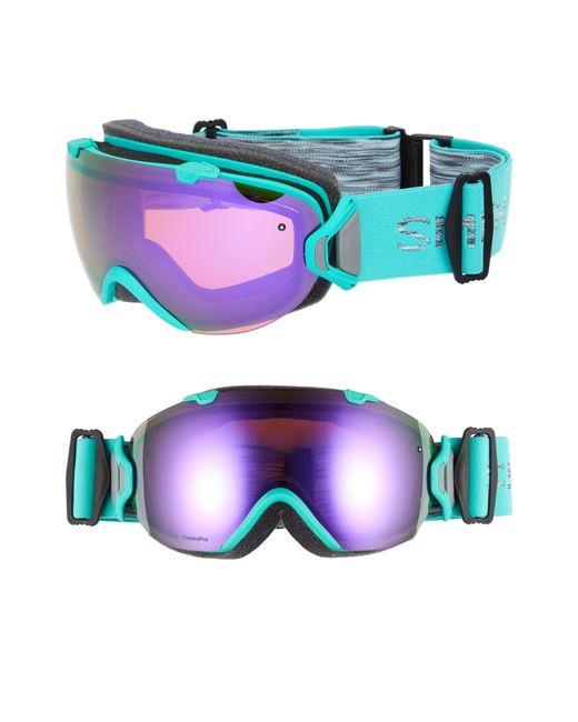 4d201a139d Smith - Multicolor I os Chromapop 202mm Snow Goggles - Lyst