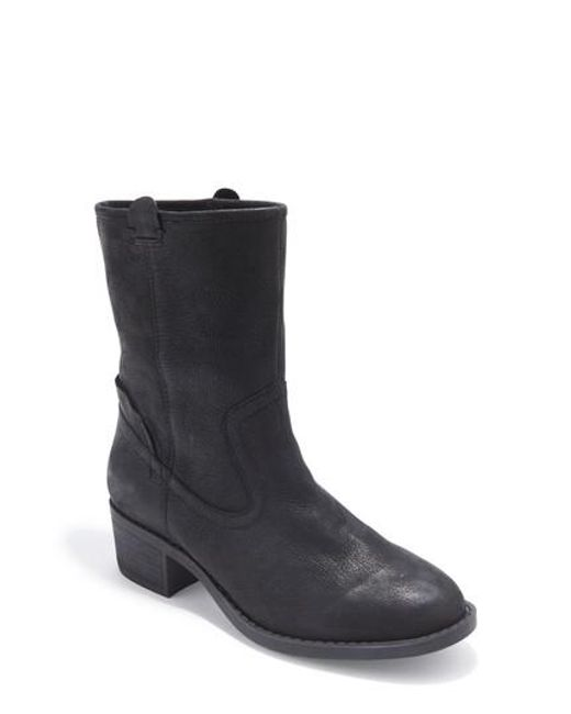 Me Too | Black Tanger Boot | Lyst