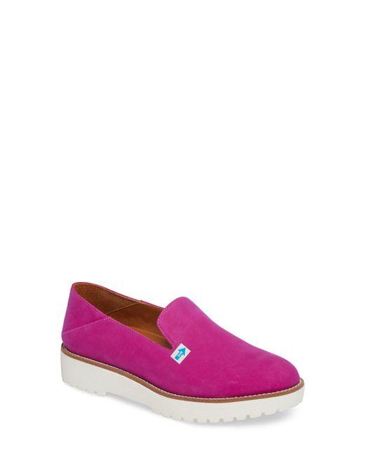 Sarto - Purple Jaxton Loafer - Lyst