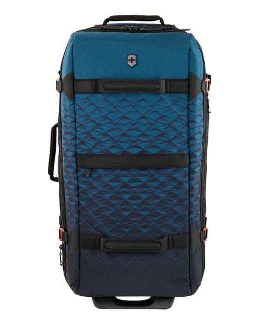 Victorinox   Blue Victorinox Swiss Army Vx Touring Large Wheeled Duffel Bag for Men   Lyst