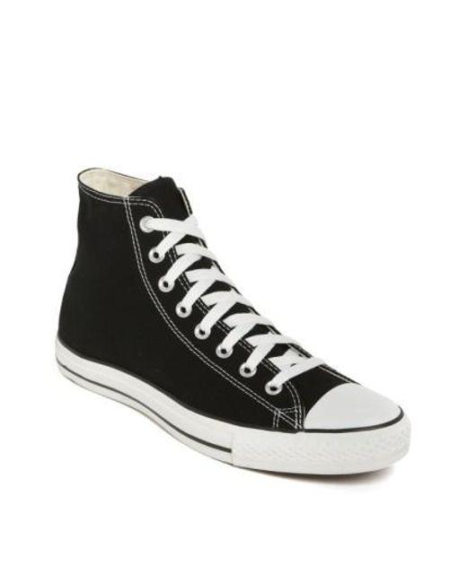 Converse   Black Chuck Taylor High Top Sneaker for Men   Lyst