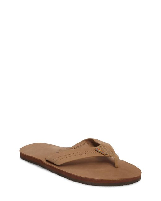 Rainbow Sandals Brown Rainbow '301alts' Sandal for men