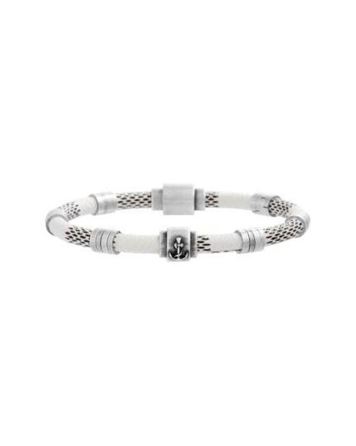 Steve Madden | Metallic Bead Bracelet | Lyst