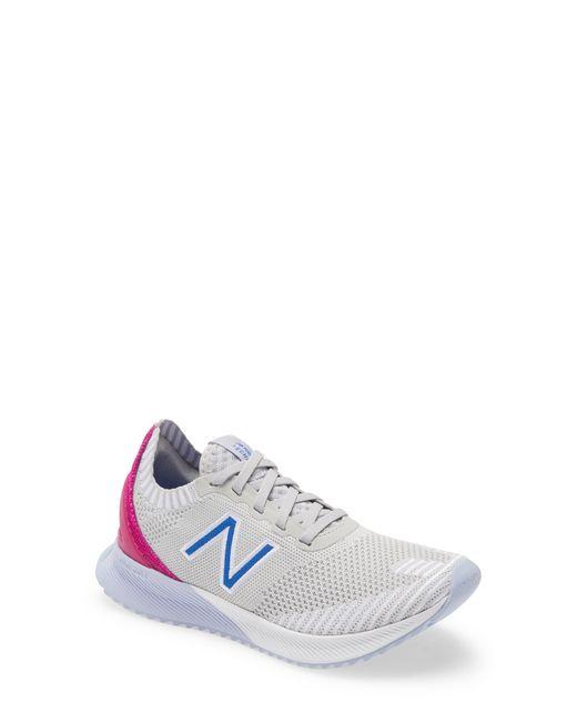 New Balance Gray Fuelcell Echo Running Shoe