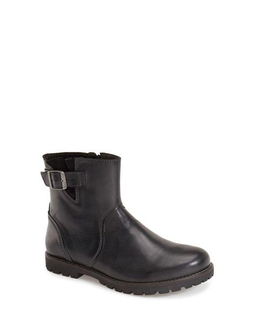 Birkenstock | Black 'stowe' Boot (women) | Lyst