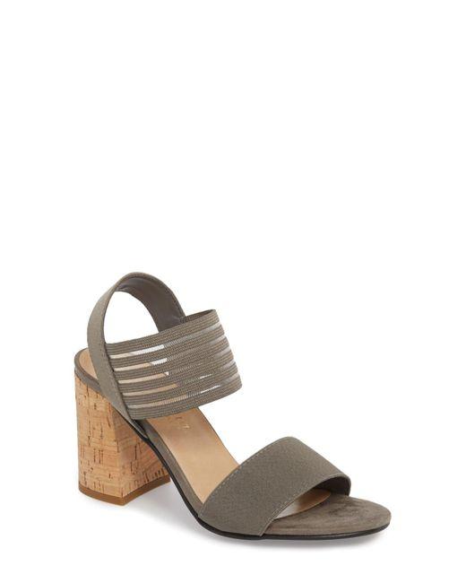 Bella Vita - Multicolor Dan Block Heel Sandal - Lyst