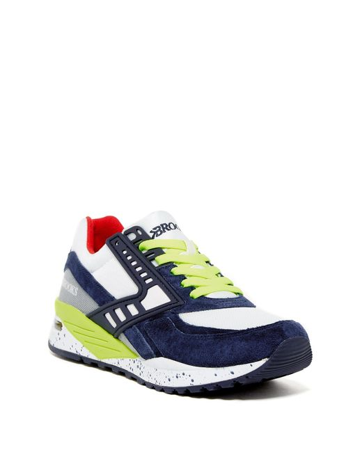 Brooks | Orange Regent Sneaker for Men | Lyst