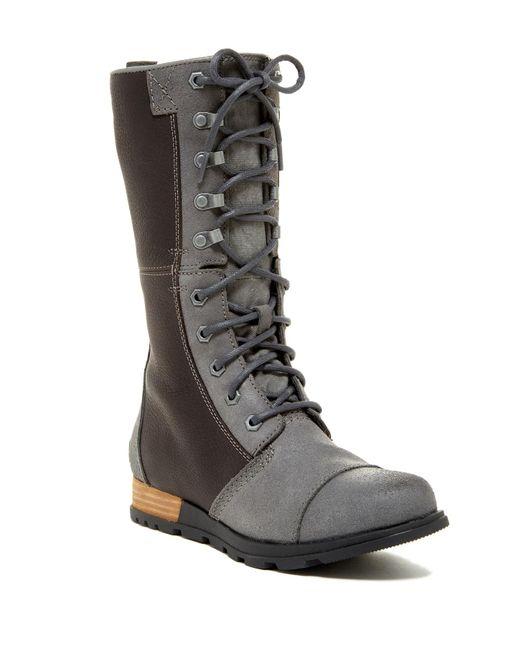 Sorel | Multicolor Major Maverick Mid Calf Zip Boot | Lyst