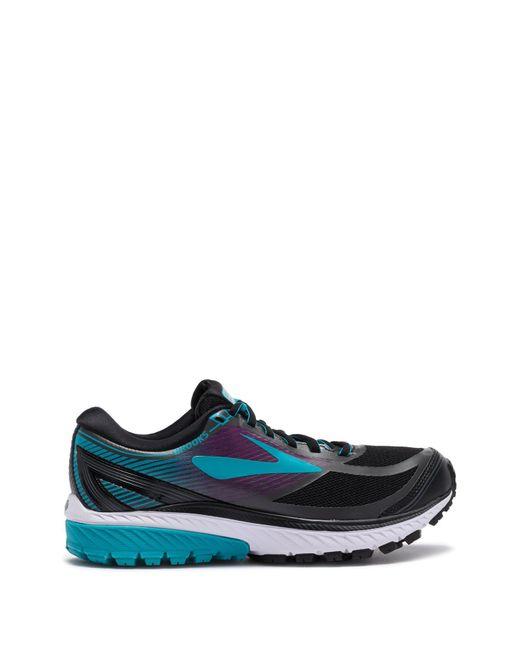 54bd04f72e6f3 Lyst - Brooks Women s Ghost 10 Gtx Running Shoe in Blue - Save 34%