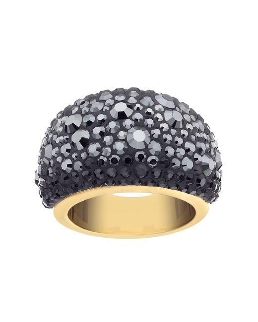 Swarovski | Black Mini Chic Ring | Lyst