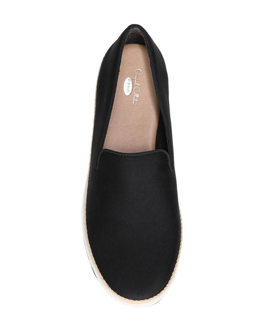 b408cdae54d ... Dr. Scholls - Black Leota Platform Slip-on Shoe - Lyst ...