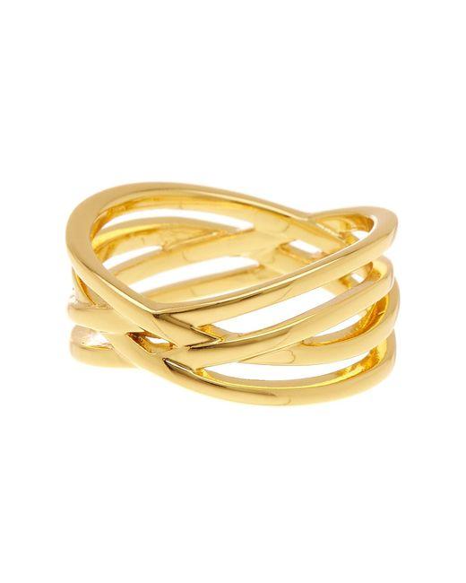 Gorjana | Metallic Jillian Midi Ring - Size 4 | Lyst