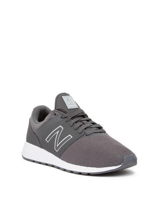 New Balance - Gray Mrl24 Running Sneaker for Men - Lyst