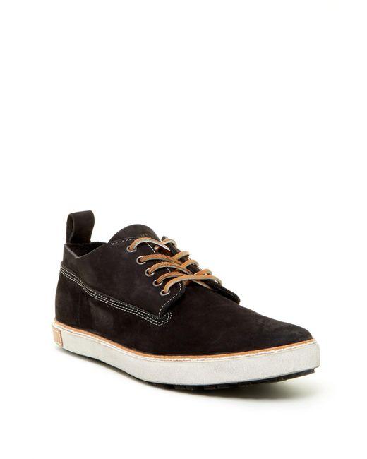 Blackstone - Black Lace-up Sneaker for Men - Lyst