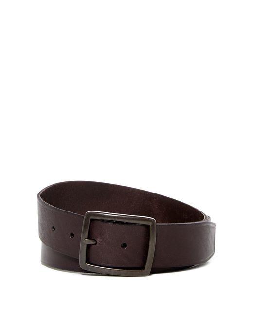 James Campbell | Brown Leather Belt for Men | Lyst