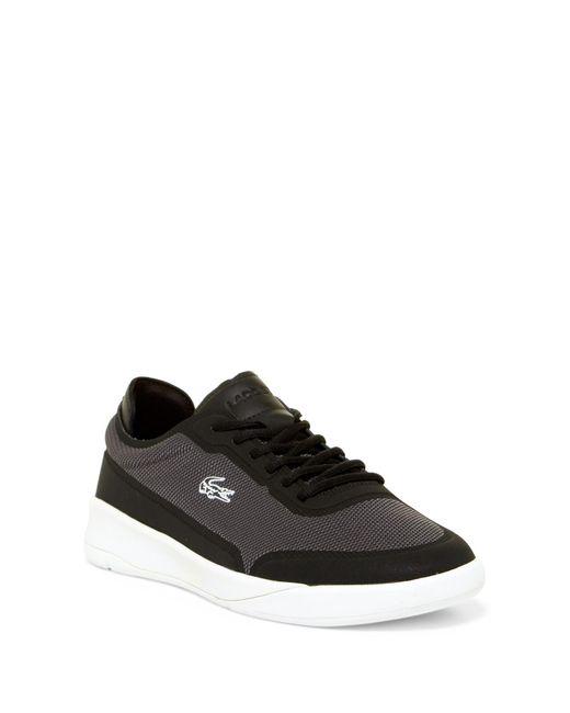 Lacoste | Black Spirit Elite Sneaker for Men | Lyst