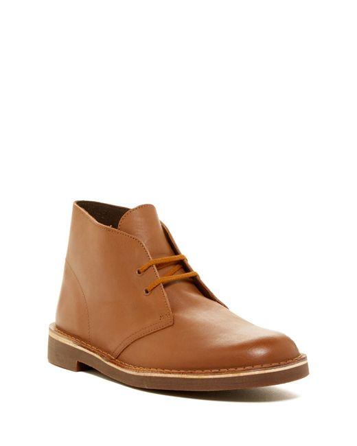 Clarks | Brown Bushacre 2 Chukka Boot for Men | Lyst
