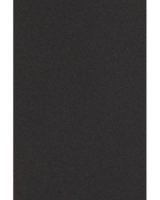 aff4ecbdf9 Lyst - BOSS Volania Ponte Slit Pencil Skirt in Black - Save 35%
