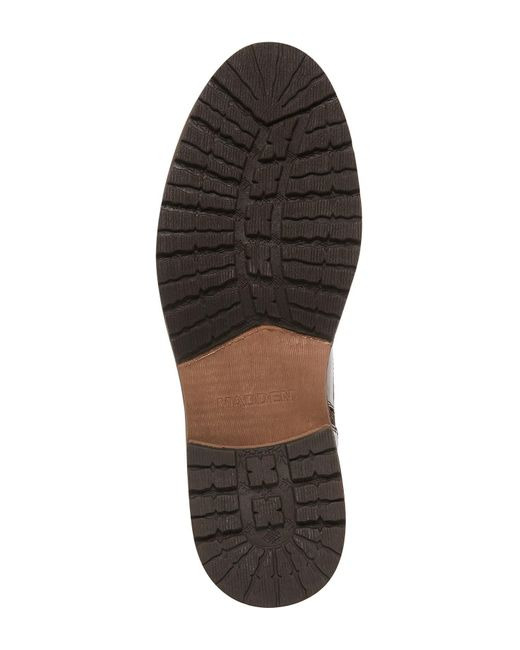 Madden Brown M-tiskk Lace-up Boot for men