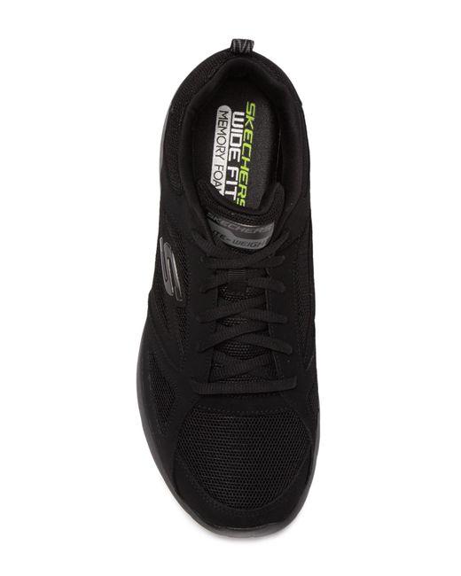 Men's Black Dynamite 2.0 Fallford Sneaker