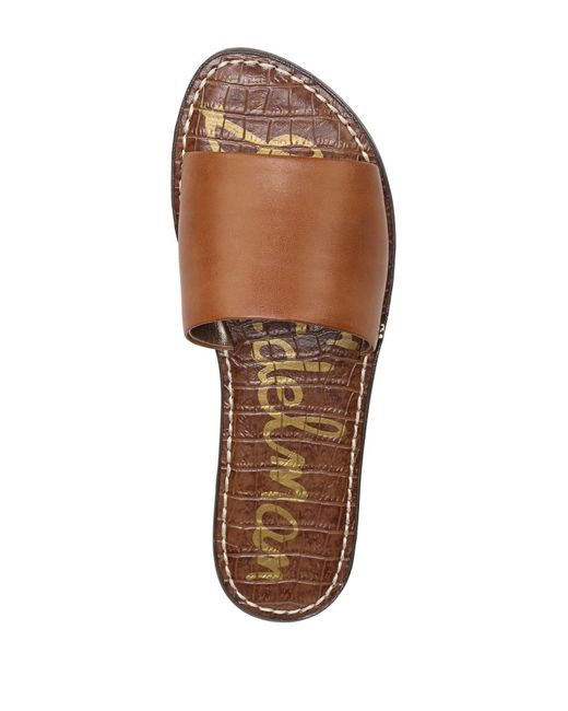 dd140fb0514 Lyst - Sam Edelman Gio Slide Sandal in Brown - Save 64%