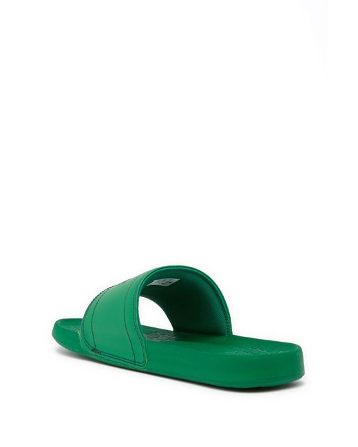 1633dc51e Lyst - Lacoste Fraisier Slide Sandal in Green for Men - Save 44%