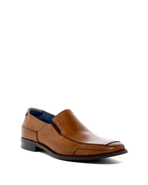 Gordon Rush | Brown Shaw Slip-on Loafer for Men | Lyst