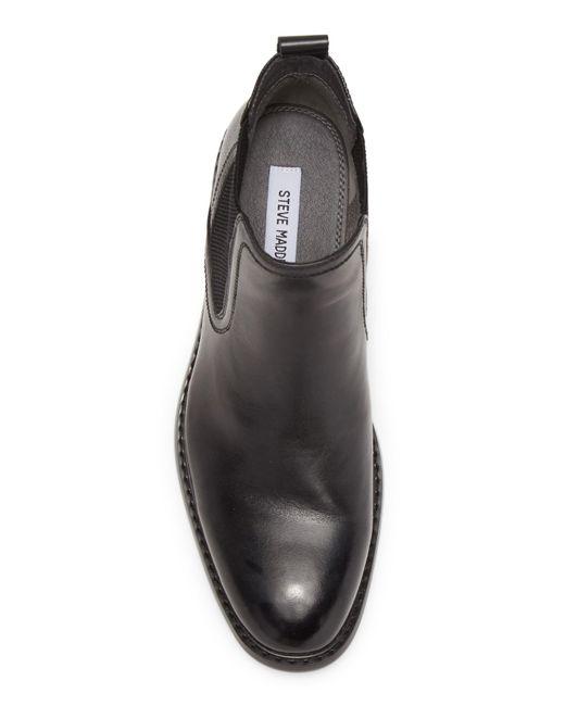 3e2c0563016 Men's Black Basto Leather Boots