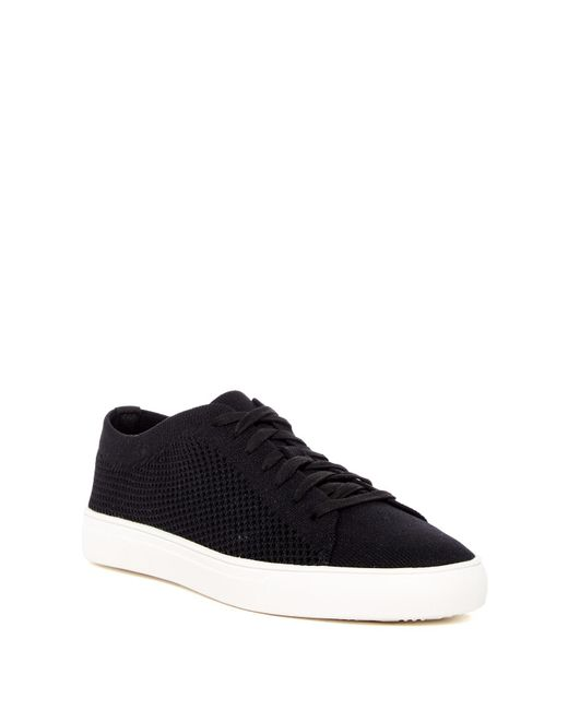 Kenneth Cole Reaction | Black On The Road Knit Sneaker for Men | Lyst