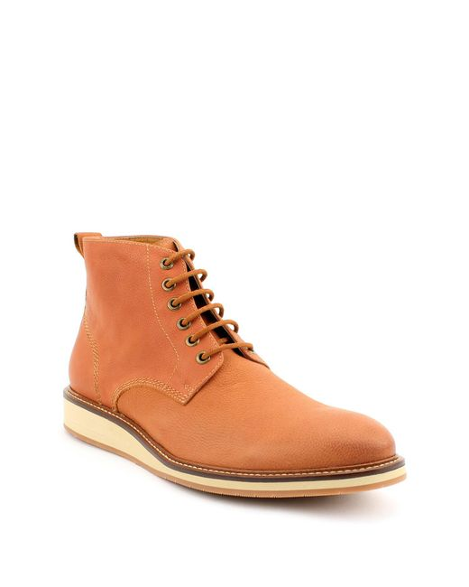 Gordon Rush - Brown Gracey Lace-up Leather Boot for Men - Lyst