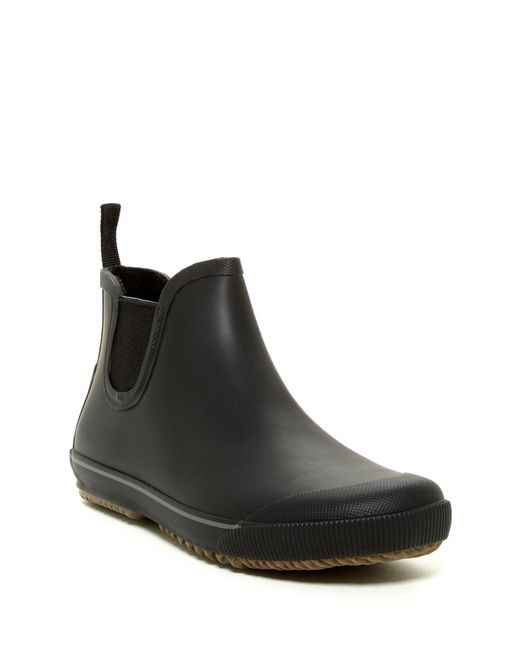 Tretorn | Black Strala Chelsea Weather Boot for Men | Lyst