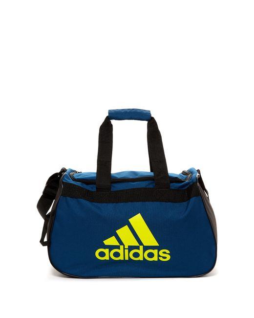 fc688fbff500 Adidas originals Diablo Small Duffel Bag in Blue for Men .
